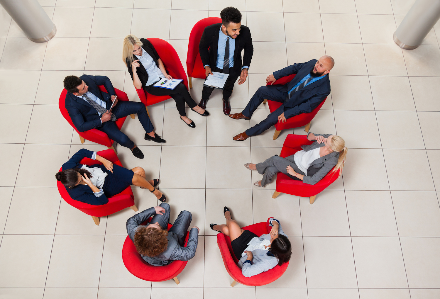 Increased Employee Engagement within a large Government agency