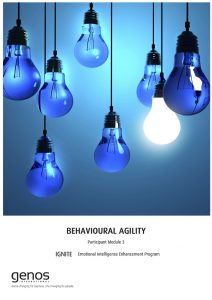 Behavioural Agility