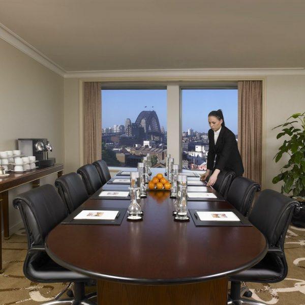 Sydney Certification Room