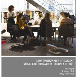 Genos Workplace EI 360 Report