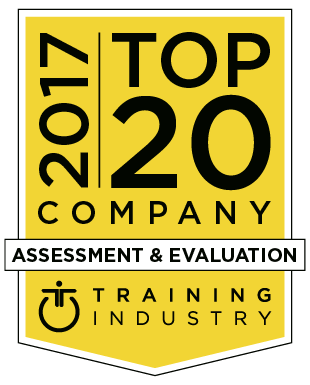 2017 top assessment and evaluation company