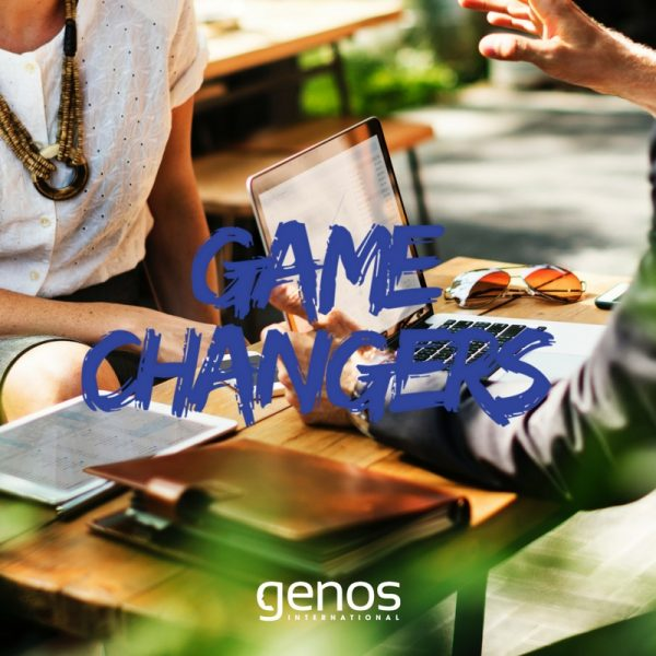 Genos Game Changers Registration