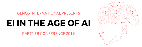 EI IN THE AGE OF AI Genos Parter Conference 2019