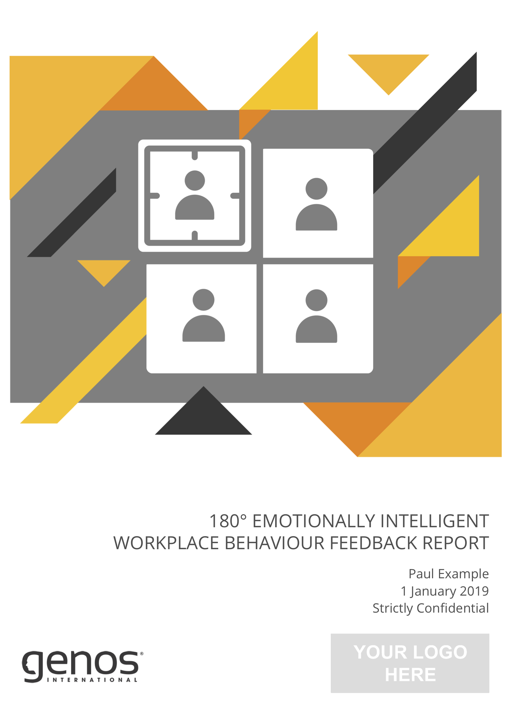 180° EI Workplace Behaviour Feedback Report