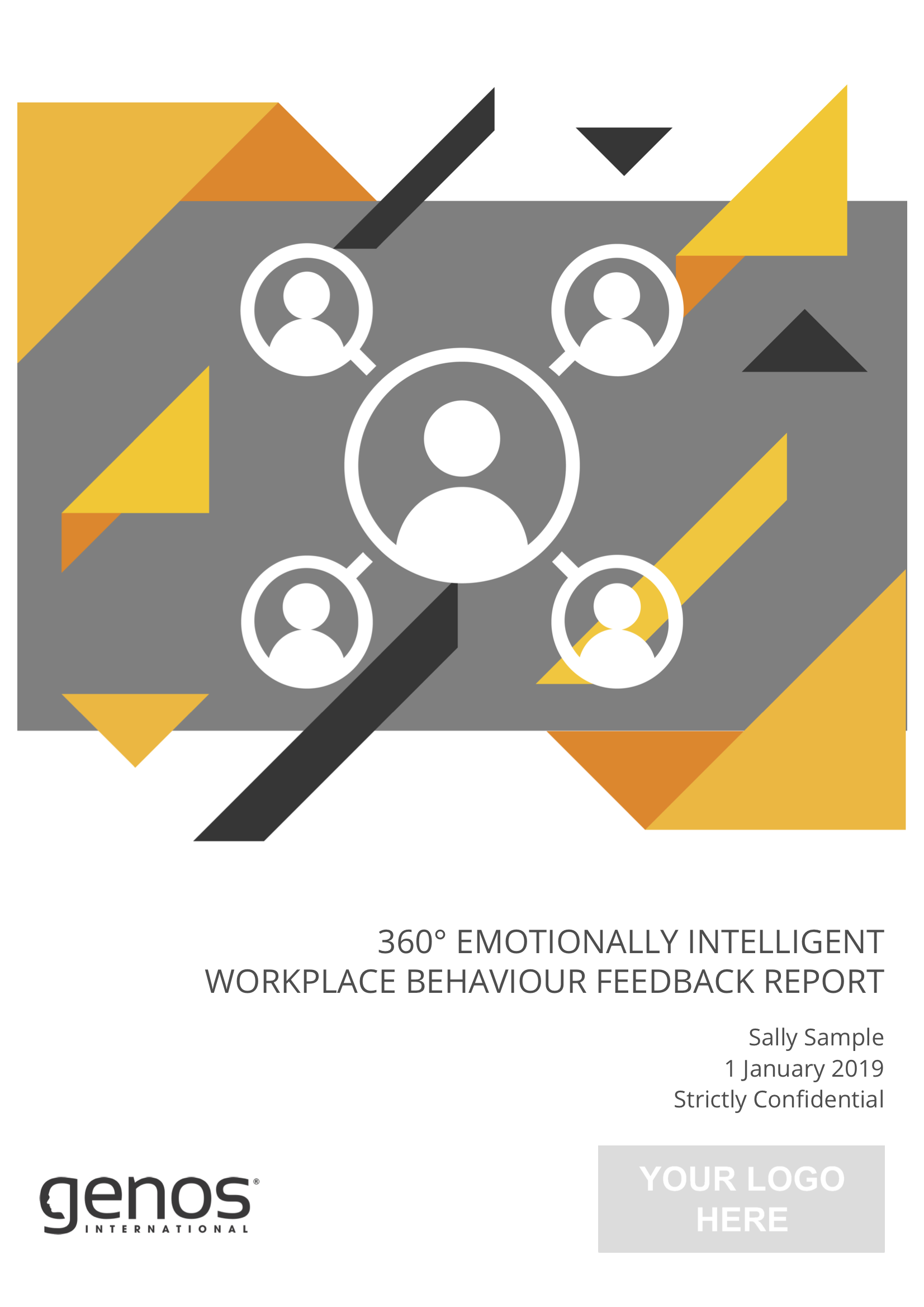 1. Your own 360° EI Workplace Behaviour Assessment