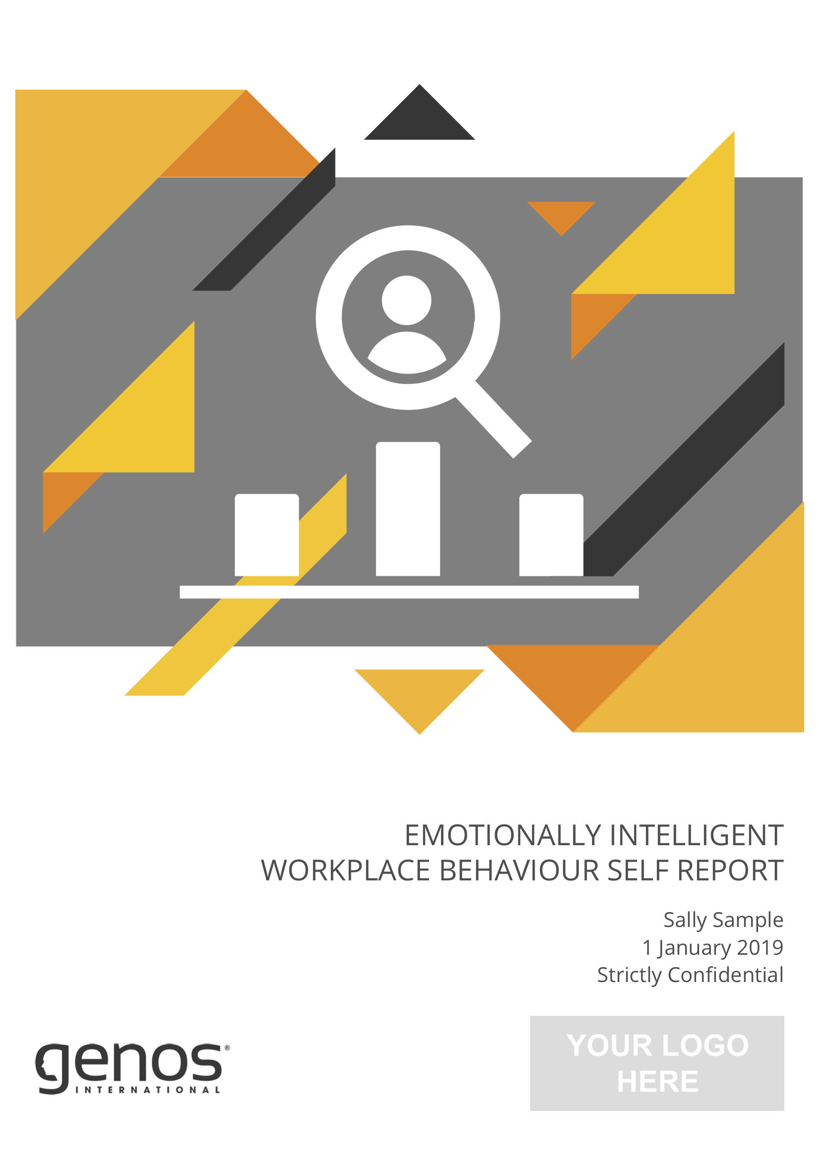EI Workplace Behaviour Self Report