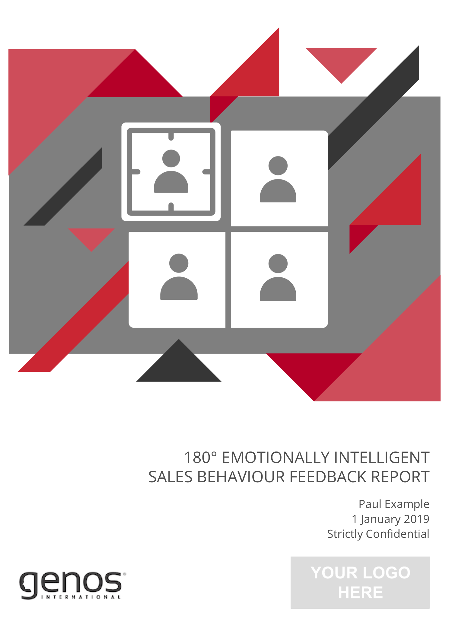 180° EI Sales Behaviour Feedback Report