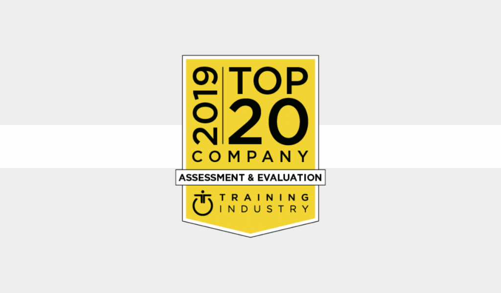 Genos International Selected Among the Training Industry Top 20 Assessment and Evaluation Companies